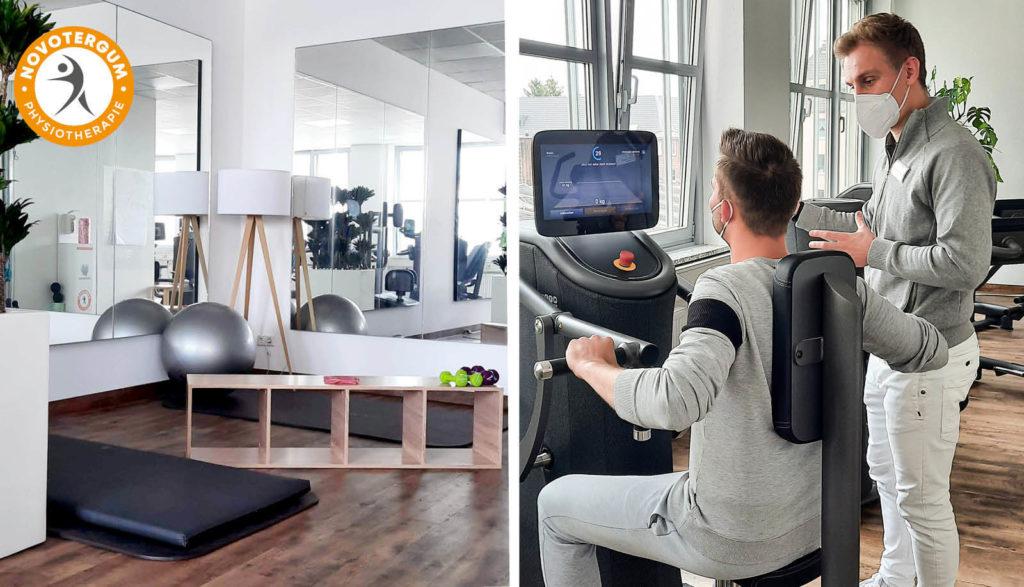 Fitnessstudio NOVOgym