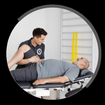 Arthrosetherapie bei Physiotherapie NOVOTERGUM