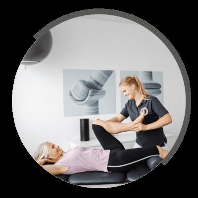 FPZ Therapie bei NOVOTERGUM Physiotherapie