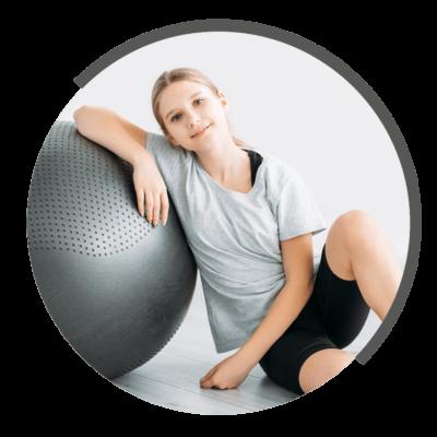 Kinderphysiotherapie bei NOVOTERGUM Physiotherapie