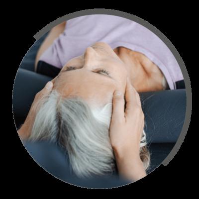 Kopfschmerzbehandlung bei NOVOTERGUM Physiotherapie