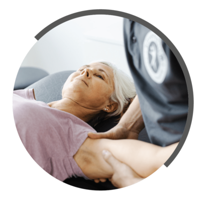 Manuelle Lymphdrainage bei NOVOTERGUM Physiotherapie
