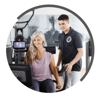 Personal Training bei NOVOTERGUM Physiotherapie