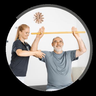 Skoliose Behandlung bei NOVOTERGUM Physiotherapie