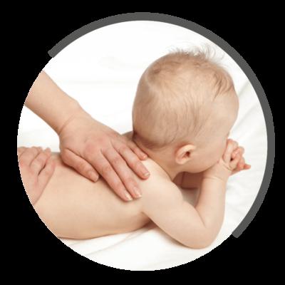 Behandlung nach Vojta für Säuglinge und Kinder bei NOVOTERGUM Physiotherapie