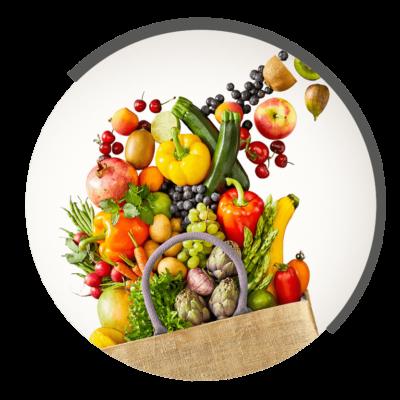 Ernährungsberatung bei NOVOTERGUM Physiotherapie