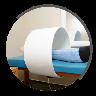 Magnetfeldtherapie bei NOVOTERGUM Physiotherapie