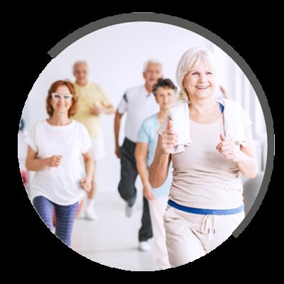 Präventionskurse bei NOVOTERGUM Physiotherapie
