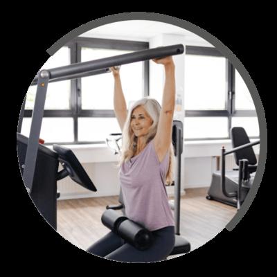 Sportphysiotherapie bei NOVOTERGUM Physiotherapie