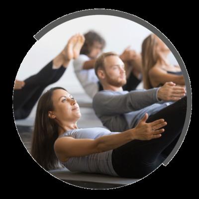 Pilates bei NOVOTERGUM Physiotherapie
