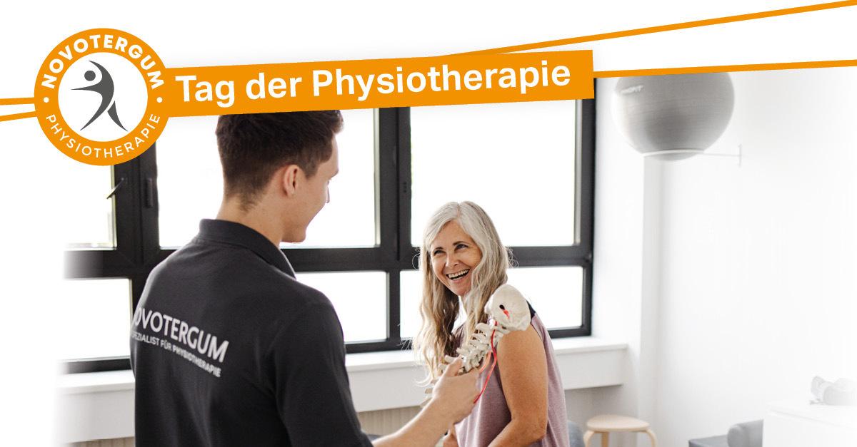 Heute ist Tag der Physiotherapie